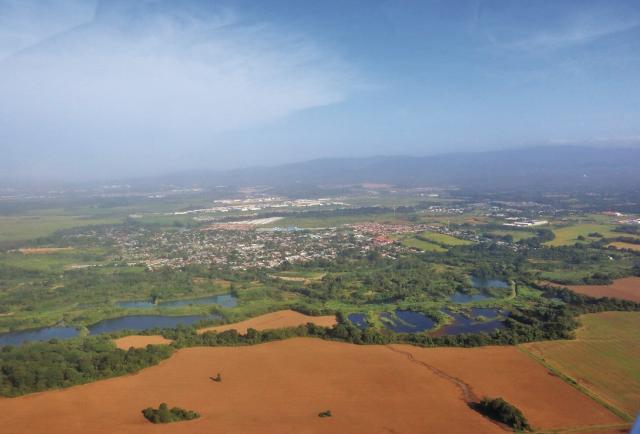 Aumento del nivel del mar en el contexto de la ciudad de Panamá