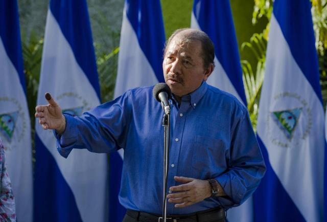 """Eeuu sanciona a 19 nicaragüenses por ayudar a Ortega a """"atacar"""" la democracia"""