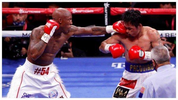 La cubana Yordenis Ugás dio la gran sorpresa al vencer a Manny Pacquiao