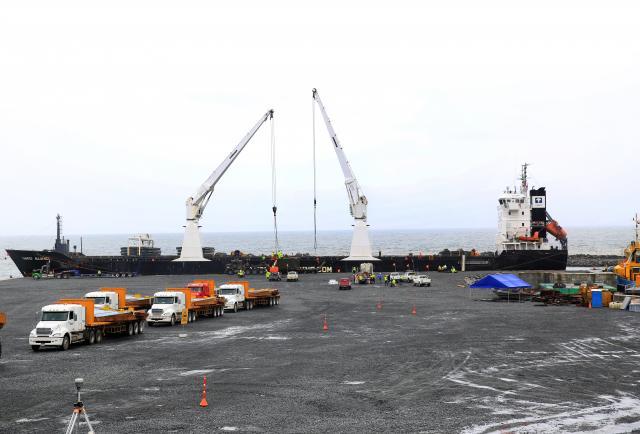 Las exportaciones de Panamá se disparan 108,7% impulsadas por la minería