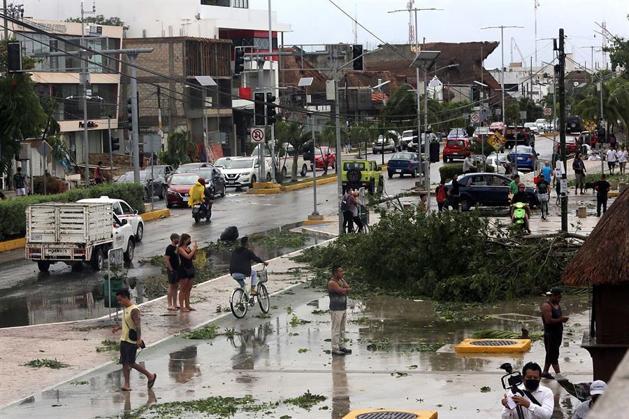 Nueve de cada 10 niños en América Latina están expuestos a 2 choques climáticos