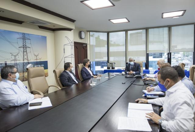 Proyecto de línea de transmisión eléctrica Sabanitas-Panamá III avanza 70%