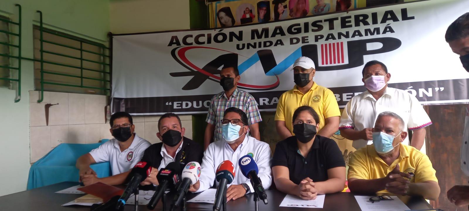 Sindicatos de docentes denuncian irregularidades para volver a clases