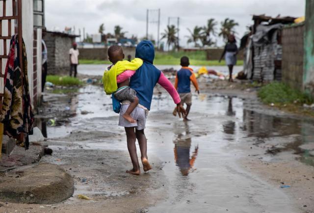Unicef lanza un índice para medir la vulnerabilidad infantil a la crisis climática
