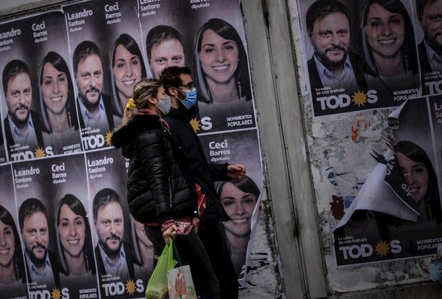 Argentina vuelve a las urnas por una primaria marcada por la pandemia