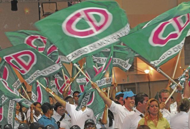 CD cuestiona al partido gobernante por cambios al proyecto de reforma electoral
