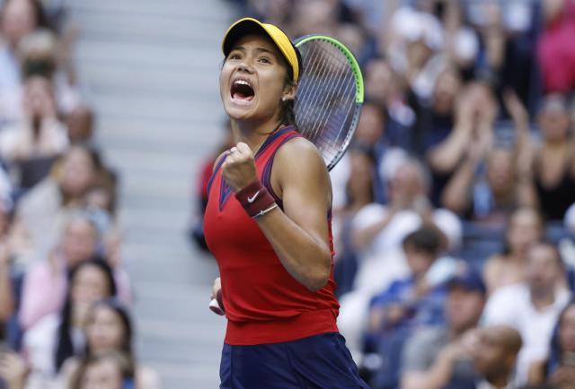 El británico Emman Raducanu gana la final y se proclama campeón del US Open