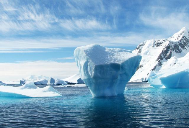 El calentamiento global amenaza el oasis ártico más importante