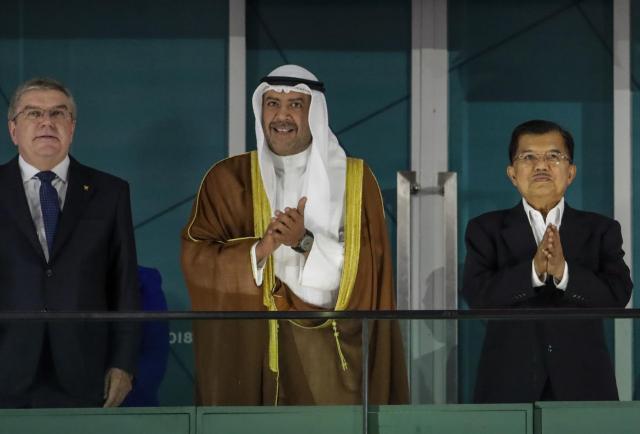 El jeque kuwaití Al-Sabah, importante figura del COI, condenado a prisión