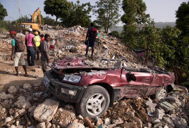 El número de muertos por el terremoto de Haití asciende a 2.248