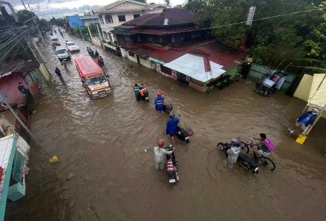 El tifón 'Conson' deja al menos seis muertos y una decena de desaparecidos en Filipinas