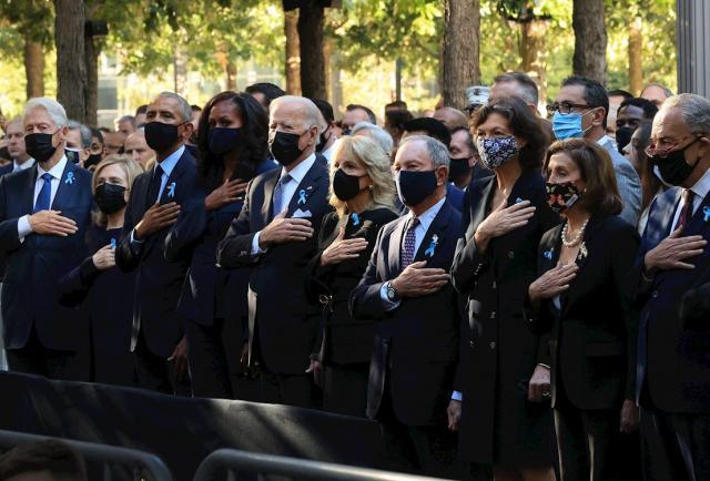 Estados Unidos conmemora el ataque que cambió la historia contemporánea