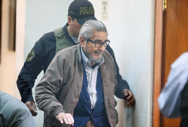 Fallece Abimael Guzmán, fundador y líder de Sendero Luminoso