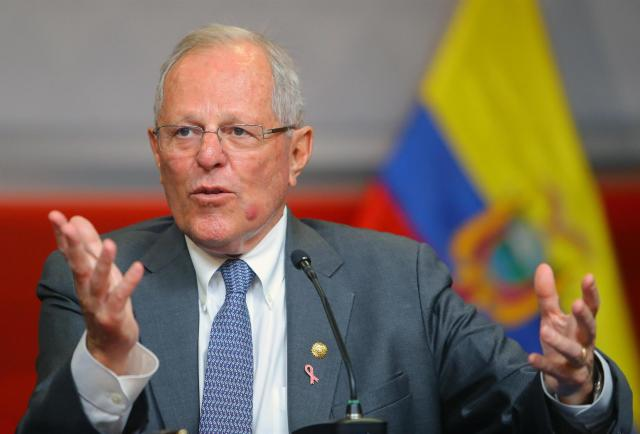 La Fiscalía peruana denuncia al expresidente Kuczynski por indultar a Fujimori