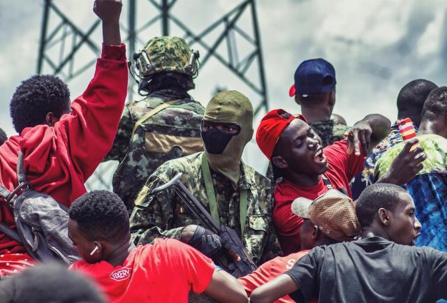 Líder de la oposición de Guinea-Conakry ofrece apoyo a los golpistas