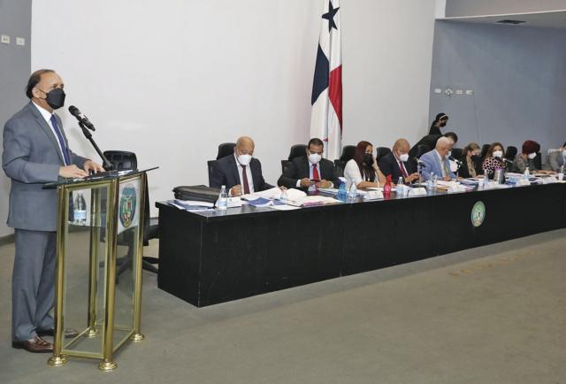 Magistrados del TE se retiran de la discusión de las Reformas Electorales