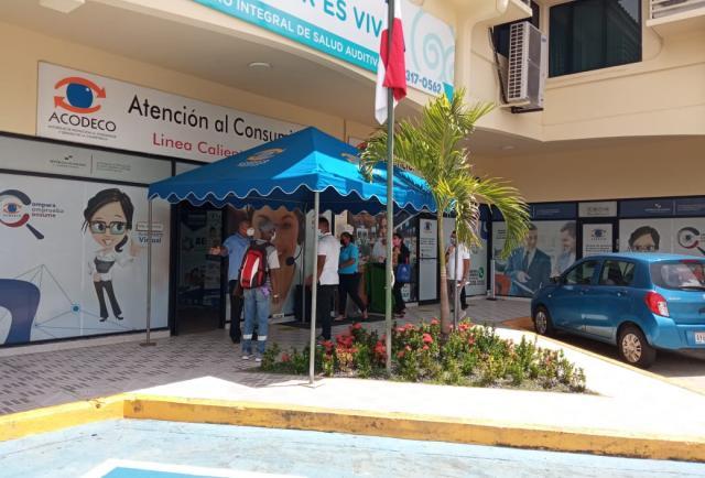 Más de $ 300 mil en multas por falta de historial crediticio, registra Acodeco