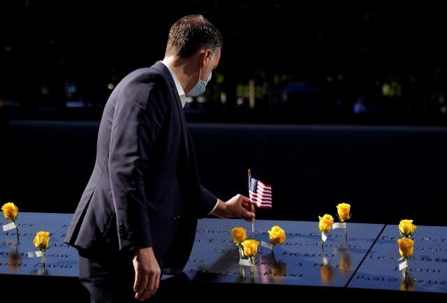 Miles de agentes y unidades de detección de bombas en el 20 aniversario del 11 de septiembre