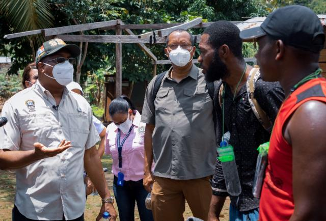 Panamá instalará fiscal especial en Darién para recibir denuncias de migrantes