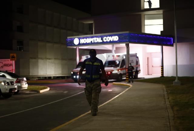 Panamá registra caída en fatalidades y hospitalizaciones por covid-19