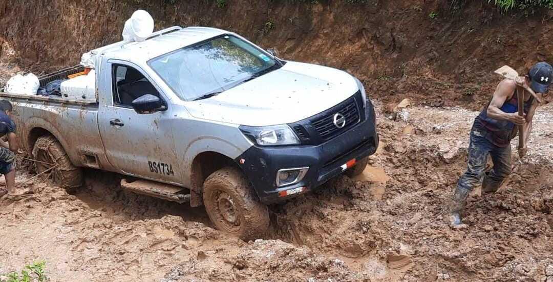 Productores de Veraguas lamentan pérdidas de cosechas por malas carreteras