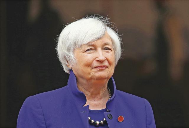 Yellen insta al G7 a que apruebe 'rápidamente' las nuevas reglas fiscales globales