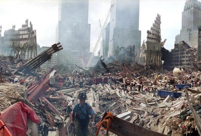 son los recuerdos del 11 de septiembre