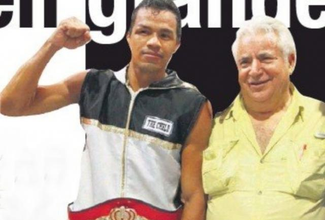 Abogado Pérez Barreiro presenta denuncia ante regentes de la Asociación Mundial de Boxeo