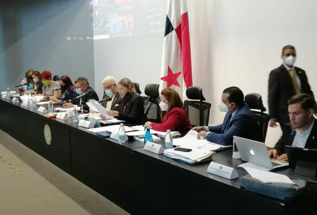 Asamblea retoma la discusión en el primer debate del proyecto que reforma el Código Electoral