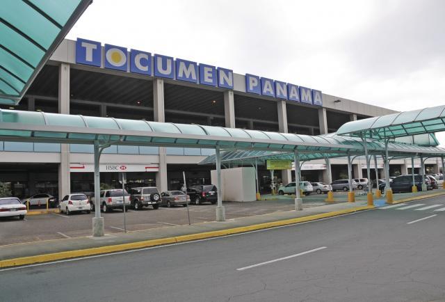 Descartar el dinero robado en el aeropuerto de Tocumen
