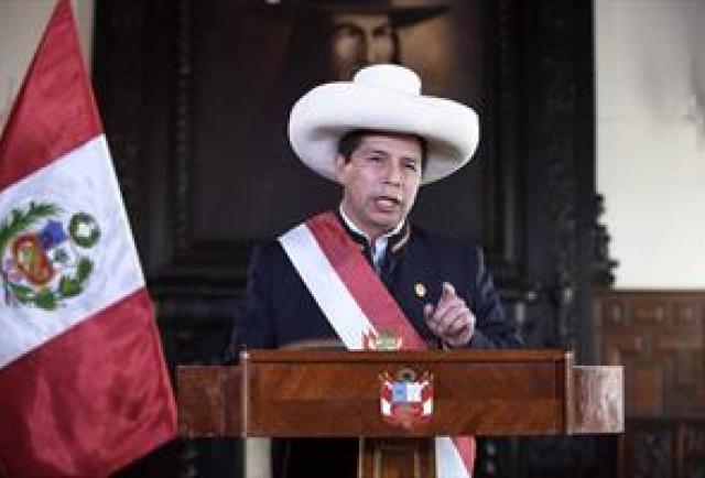 El presidente de Perú cambia de primer ministro