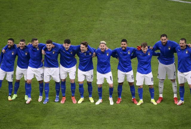 Italia y Chelsea dominan las nominaciones al Balón de Oro