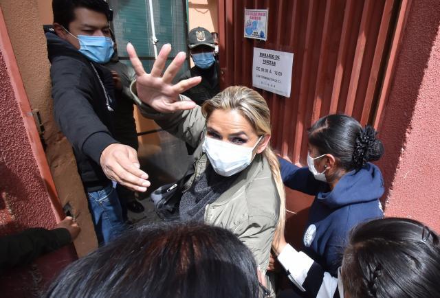 La CIDH rechaza la solicitud de medidas cautelares a favor de Jeanine Áñez y cierra el caso