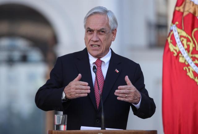 La Fiscalía de Chile abre una investigación contra Piñera por Pandora Papers