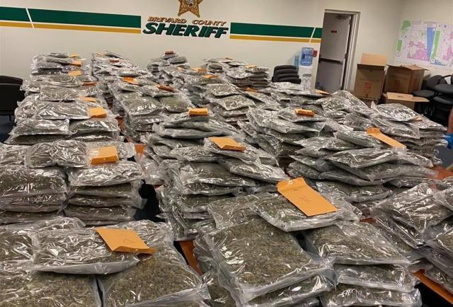 Nadie reclama 350 kilos de marihuana que un sheriff de eeuu quiere devolver