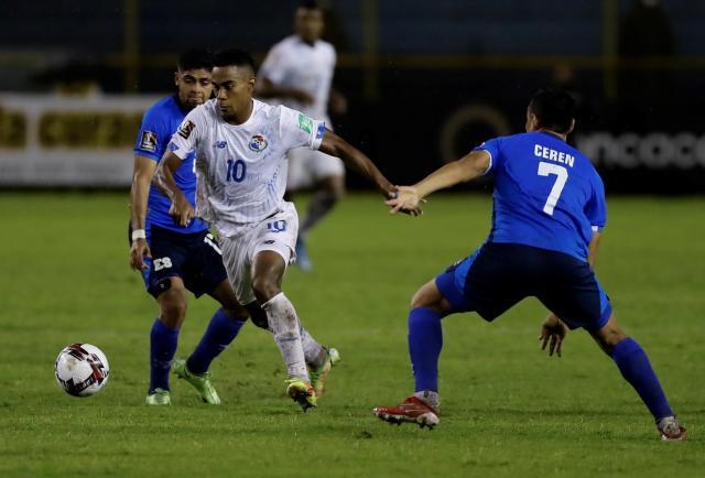 Panamá cae ante el Salvador
