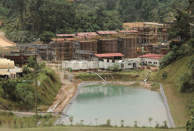 [Video] Dueños de mina de oro extinta en Panamá reclaman 2.772 millones de dólares