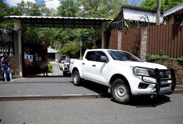 [Video] Entregan los restos de 12 víctimas de un presunto asesino múltiple en el Salvador