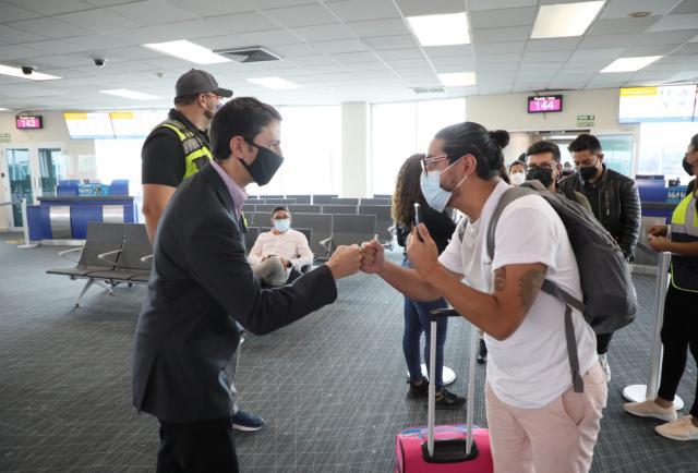 Vuelo charter desde Ecuador impulsa el turismo panameño